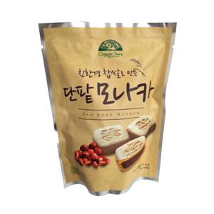 친환경 쌀로 만든 단팥모나카(110g)