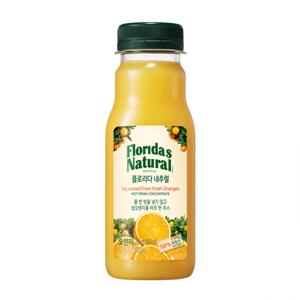플로리다 내추럴 오렌지(200ml)