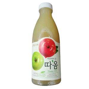 빙그레 따옴 사과(730ml)