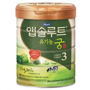 매일 앱솔루트 유기농 궁 3단계(800g)