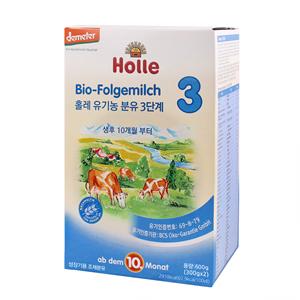 홀레분유 3단계(600g)