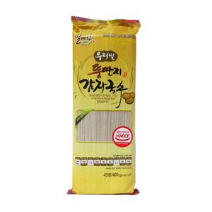 우리밀 뚱딴지감자국수(400g)