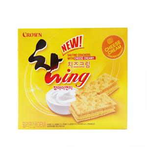 크라운 참ing 치즈크림(360g)