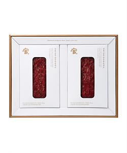 (73-03)현대명품 화식한우 육포세트