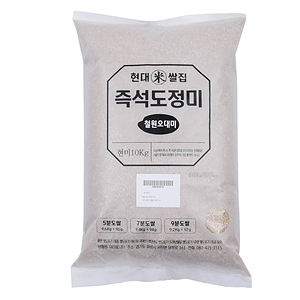 즉석 도정미 흑미 쌀(5kg)