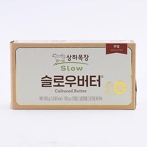 상하 버터 위드 올리브(198g)