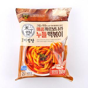 햇맛쌀 떡볶이(600g)