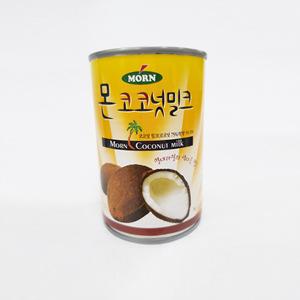 몬 코코넛 밀크(400ml)