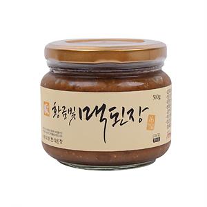 한국맥꾸룸 황금빛 맥된장(500g)