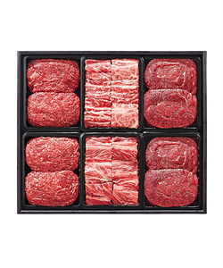 [37-06] 현대 특선한우 세트(죽) 냉장