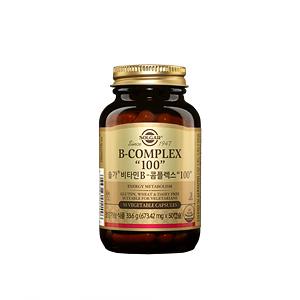 솔가 비타민-B 콜플렉스100 (50캅셀)