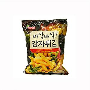 롯데 바삭바삭 감자튀김 (750g)
