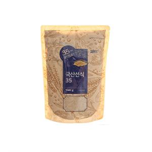 검은콩이 들어있는 웰츄럴 정선식 (35g*15포)