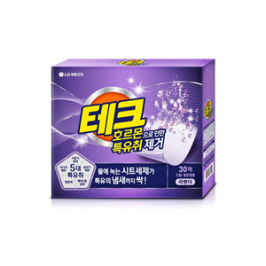 LG 테크 시트 로맨틱플라워(36매)