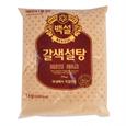 CJ 백설 갈색설탕(1kg)