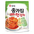 종가집 맛김치(200g)