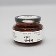 명인명촌 순창의 장맛 더덕장아찌(220g)