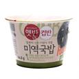 CJ 햇반 컵반 미역국밥(166.8g)