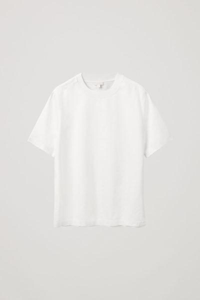 COS default image 7 of  in 데님 티셔츠