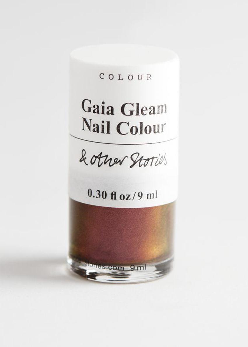 앤아더스토리즈 가이아 글림 네일 컬러의 가이아 글림컬러 Product입니다.