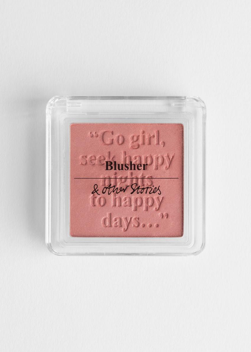 앤아더스토리즈 시플리 샌드 블러셔의 센달 핑크컬러 Product입니다.