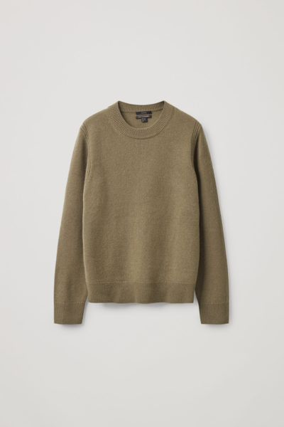 COS default image 6 of 그린 in 캐시미어 스웨터
