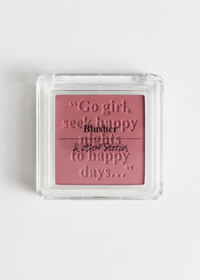 앤아더스토리즈 프레리 볼드 블러셔의 애플 블룸 핑크 컬러 Product입니다.