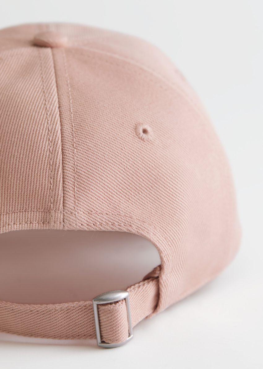앤아더스토리즈 코튼 베이스볼 캡의 피치컬러 Detail입니다.