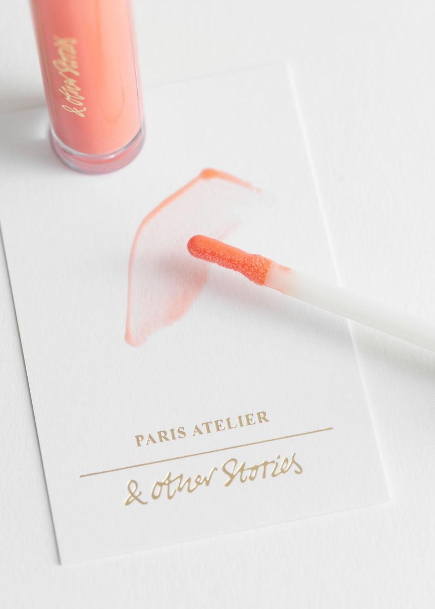 앤아더스토리즈 아브리코 코코  립 글로스의 아브리코 코코컬러 Product입니다.