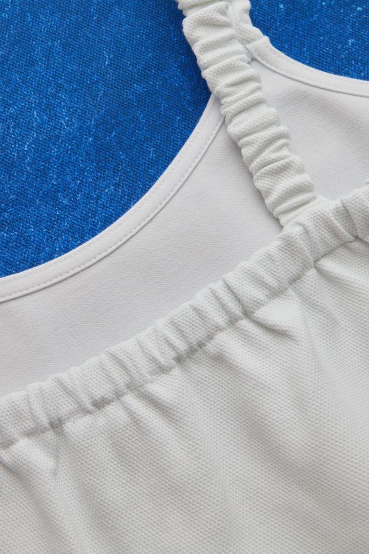 COS 슬리브리스 프린티드 드레스의 멀티컬러컬러 Detail입니다.