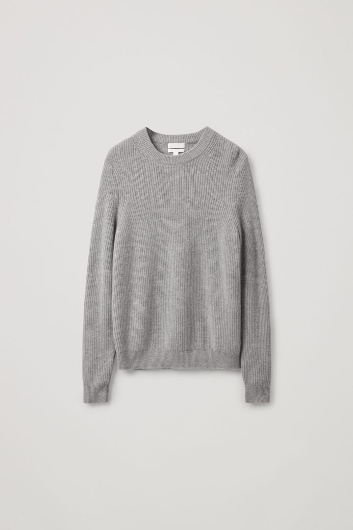 COS hover image 2 of  in 캐시미어 스웨터