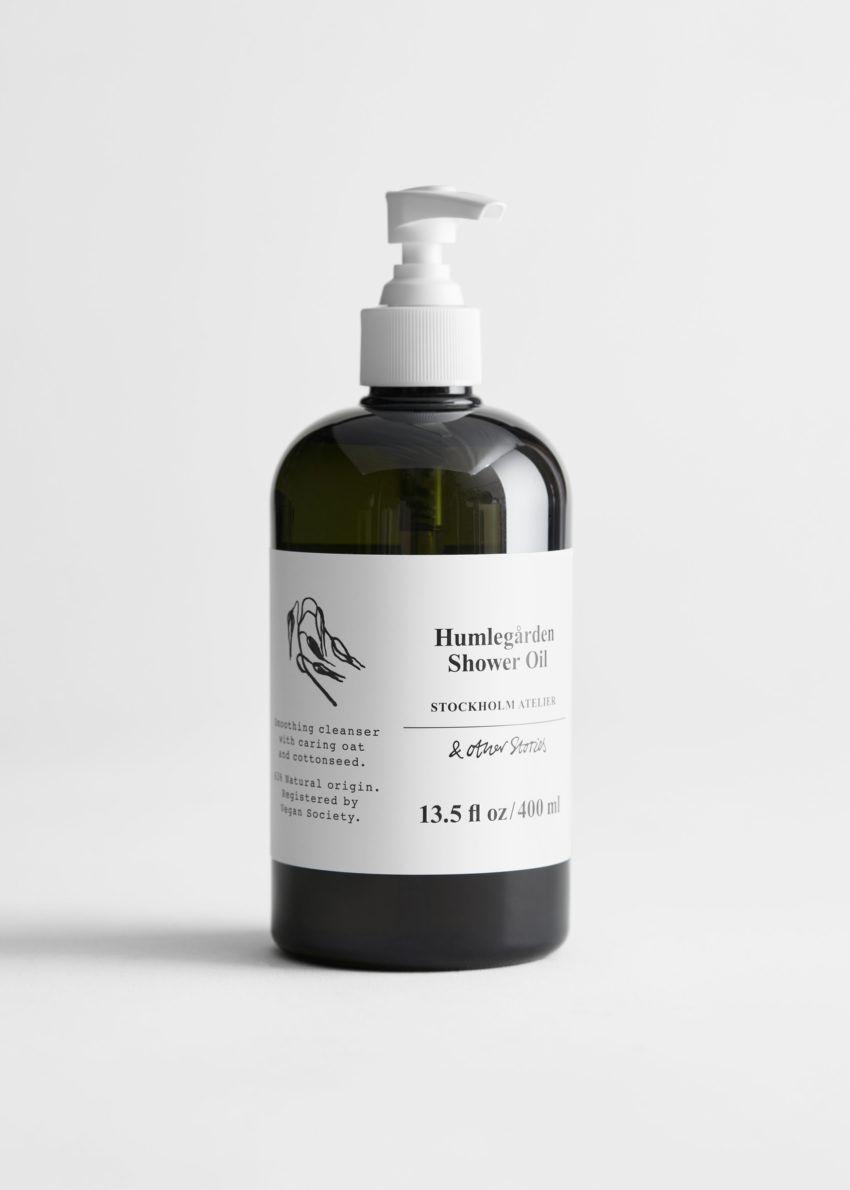 앤아더스토리즈 라크스타덴 샤워 오일의 후믈레가든컬러 Product입니다.