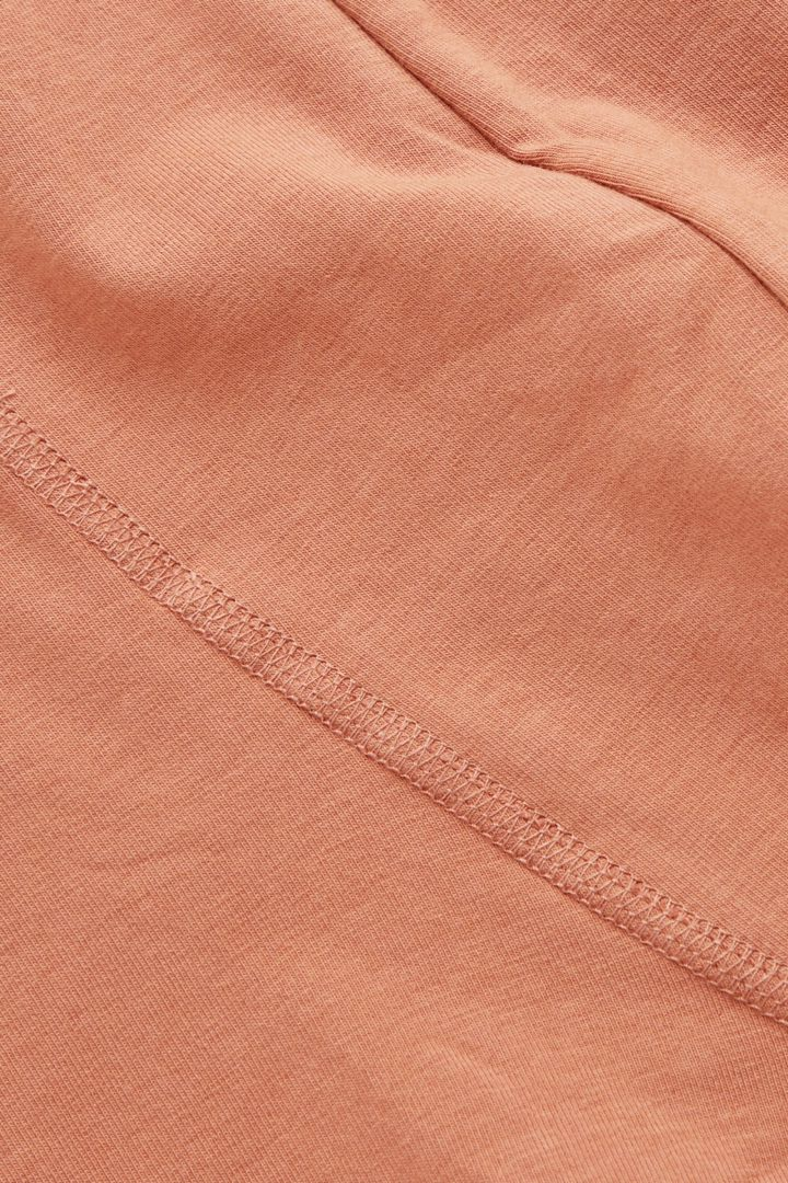 COS 오가닉 코튼 박서 브리프 2장 세트의 라이트 오렌지컬러 Detail입니다.