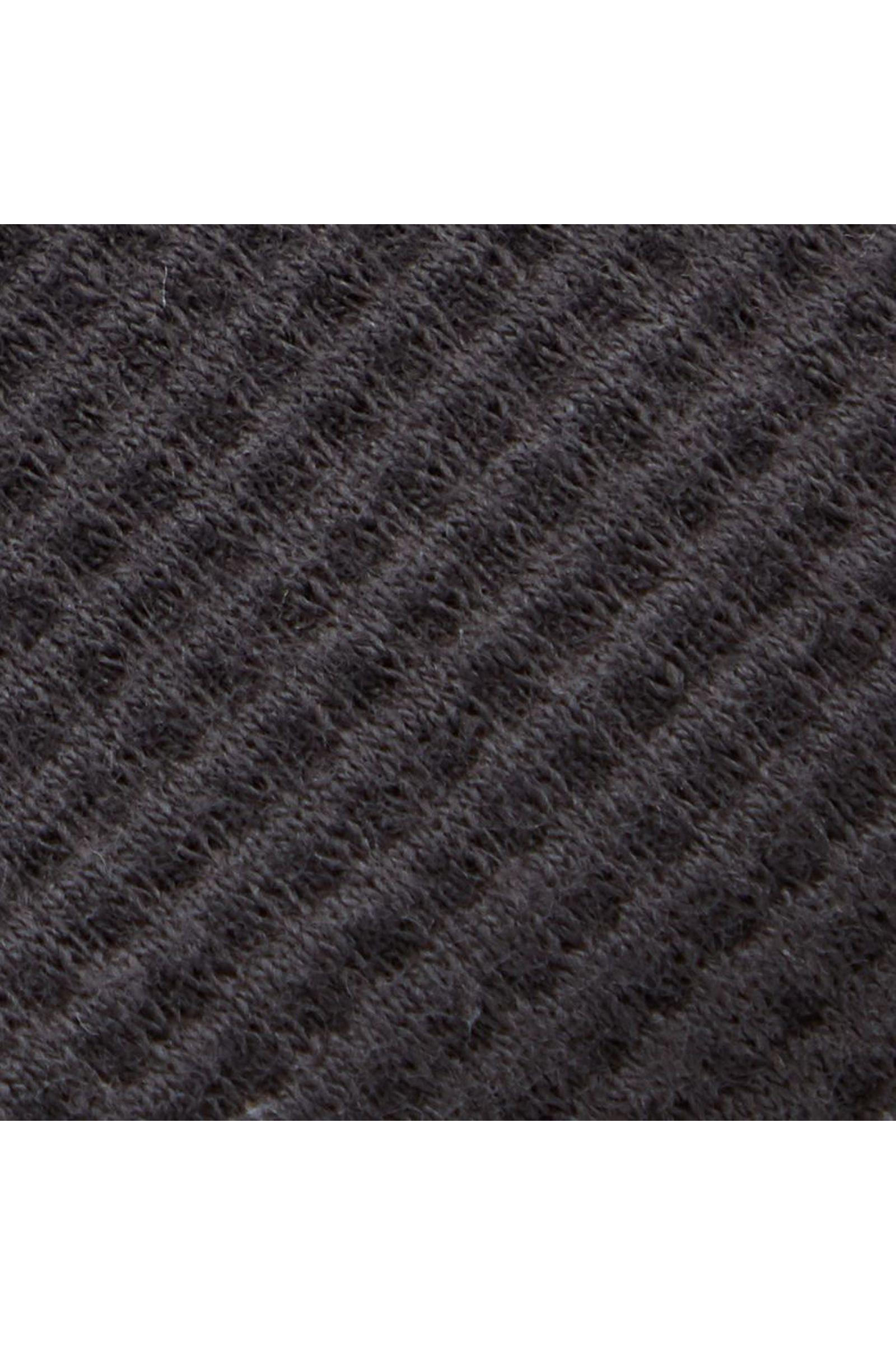 COS 프린티드 오가닉 코튼 레깅스의 그레이컬러 Detail입니다.