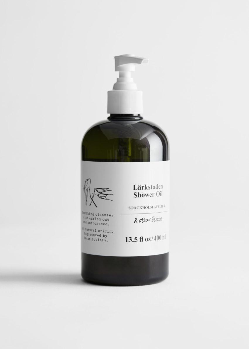 앤아더스토리즈 라크스타덴 샤워 오일의 라크스타덴컬러 Product입니다.