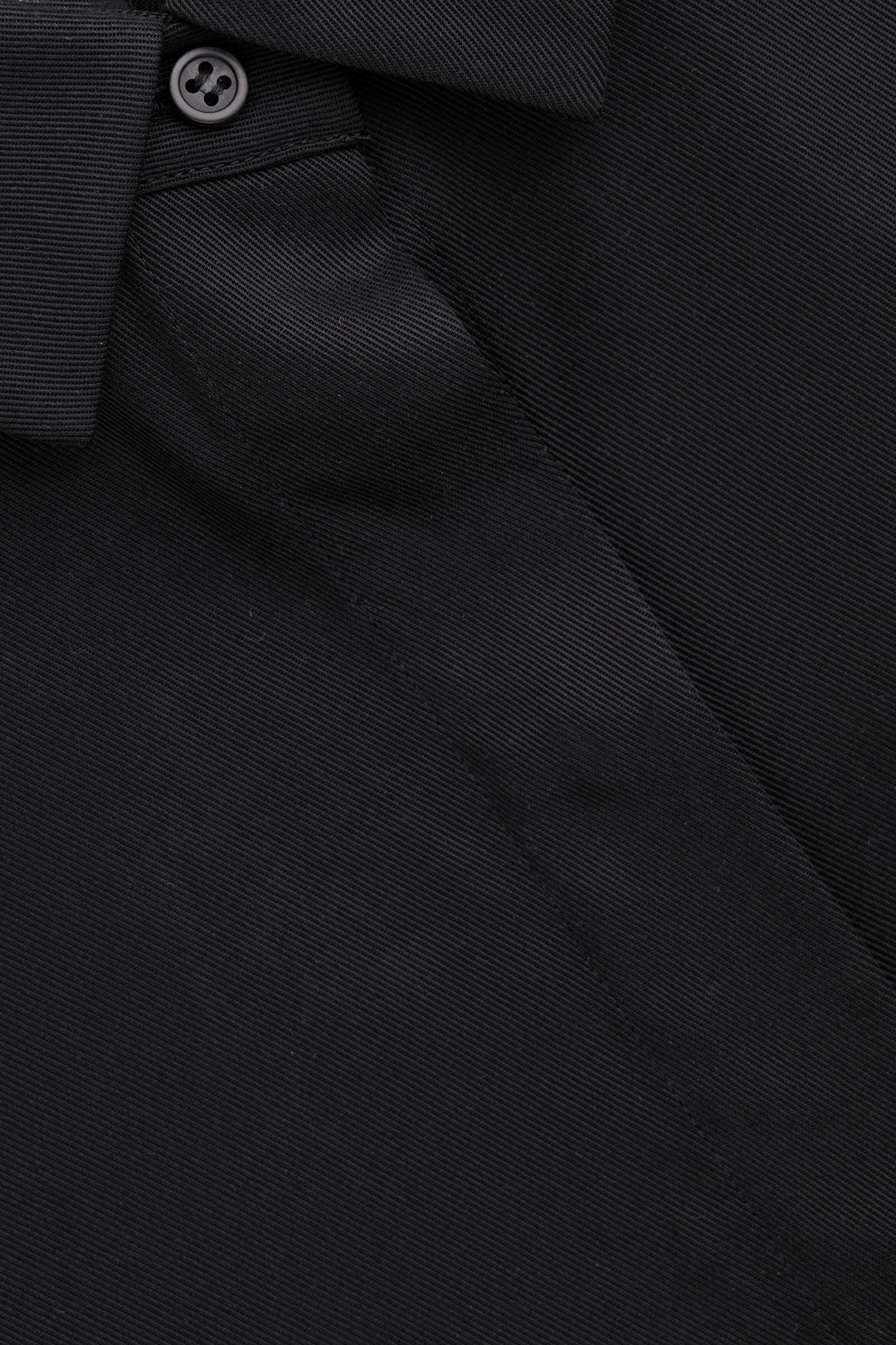COS 드레이프드 박시 셔츠 드레스의 블랙컬러 Product입니다.