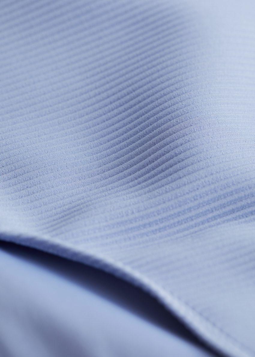 앤아더스토리즈 립 하이 웨이스트 비키니 브리프의 블루컬러 Detail입니다.