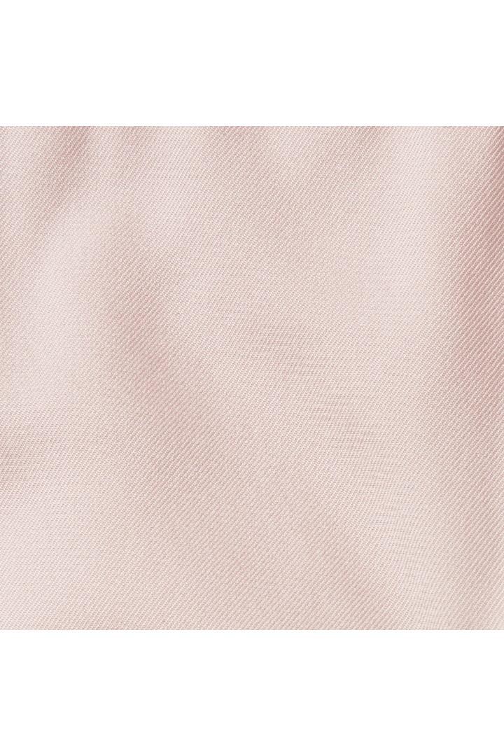 COS 스트레치 멀버리 실크 니커즈의 핑크컬러 Detail입니다.