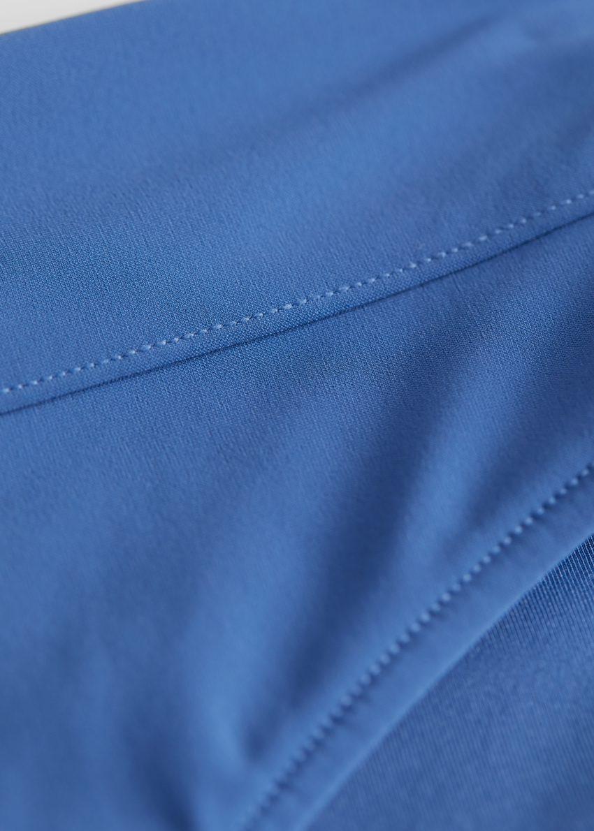 앤아더스토리즈 비키니 브리프의 블루컬러 Detail입니다.