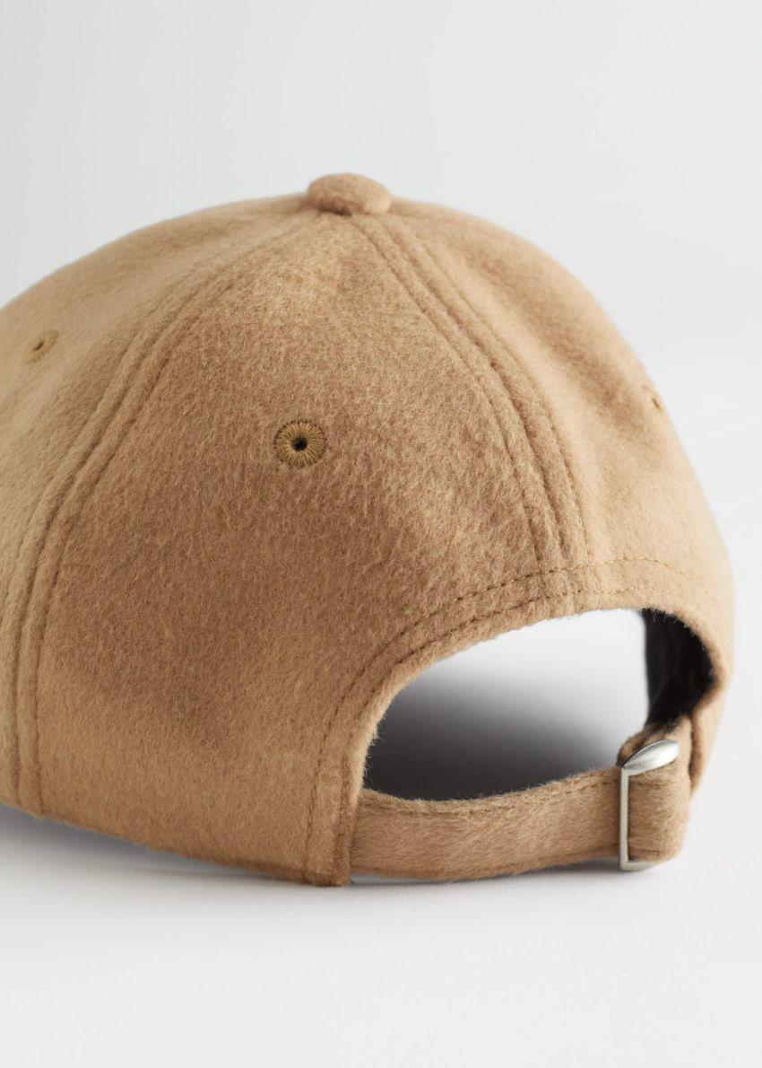 앤아더스토리즈 나일론 베이스볼 캡의 카멜컬러 Product입니다.