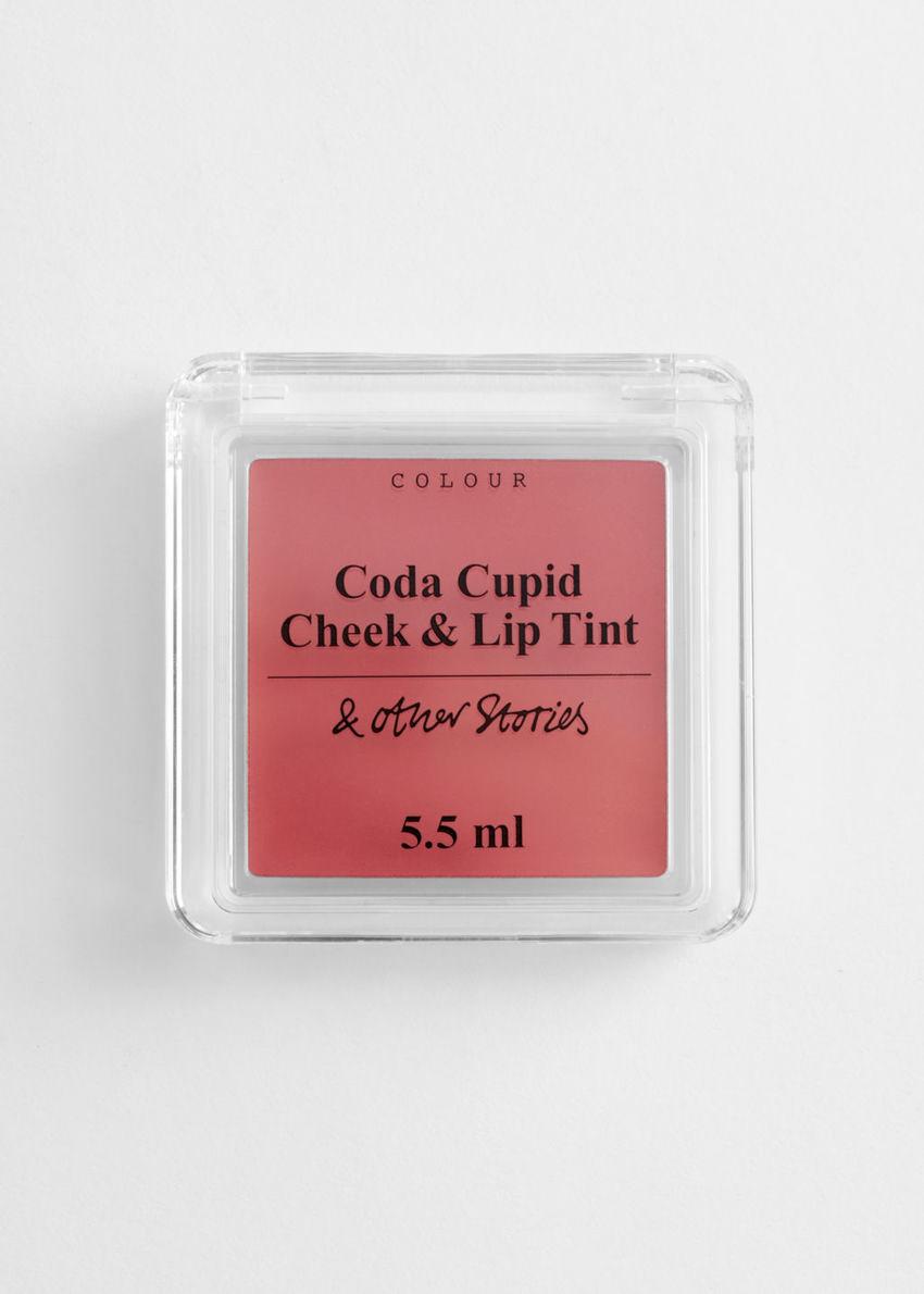 앤아더스토리즈 치크 앤 립 틴트의 코다 큐피드컬러 Product입니다.