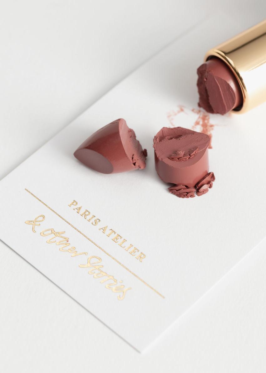 앤아더스토리즈 카페 카카오테 립스틱의 카페 카카오테컬러 Product입니다.