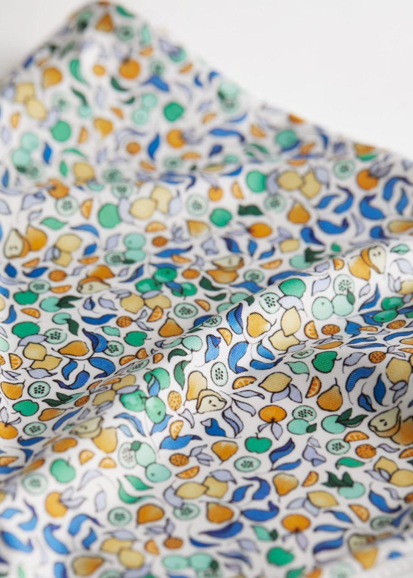 앤아더스토리즈 하이 라이즈 비키니 보텀의 프루트 프린트컬러 Detail입니다.