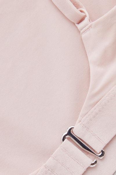 COS hover image 10 of 핑크 in 엘라스틱 언더밴드 소프트 브라