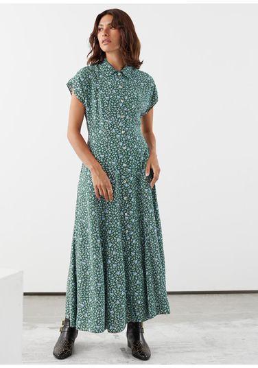 &OS image PRA default 10 of  in 릴렉스드 미디 셔츠 드레스
