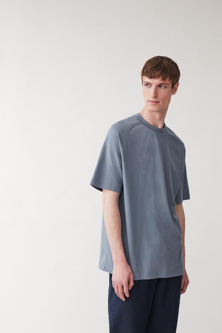 COS default image 5 of  in 릴랙스드 모크넥 티셔츠