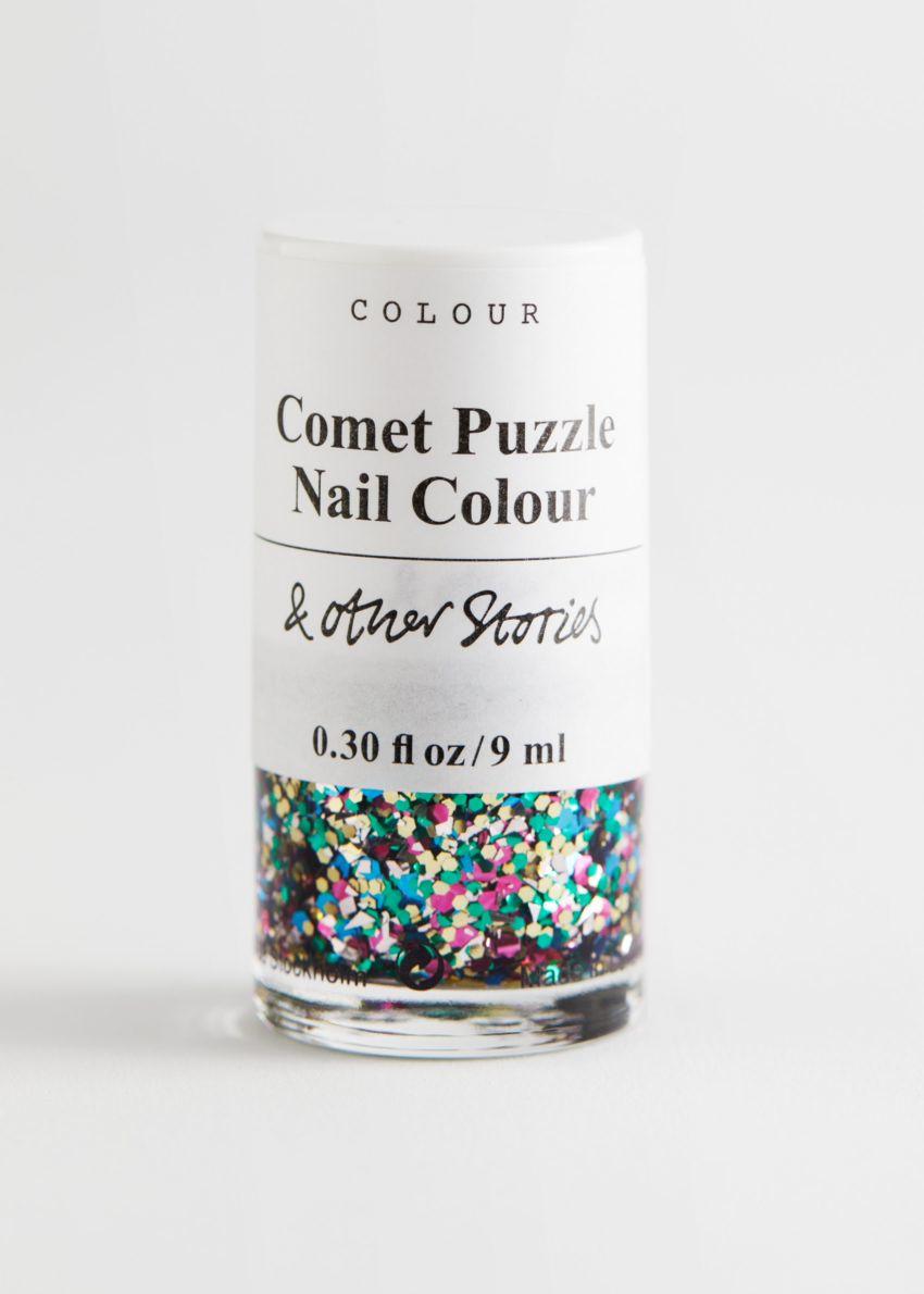 앤아더스토리즈 코멧 퍼즐 네일 폴리시의 코멧 퍼즐컬러 Product입니다.